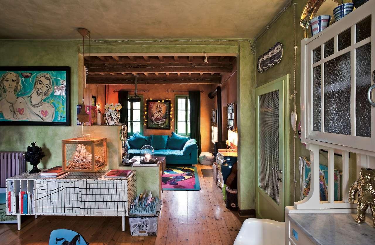 Living Casa Stefano Seletti