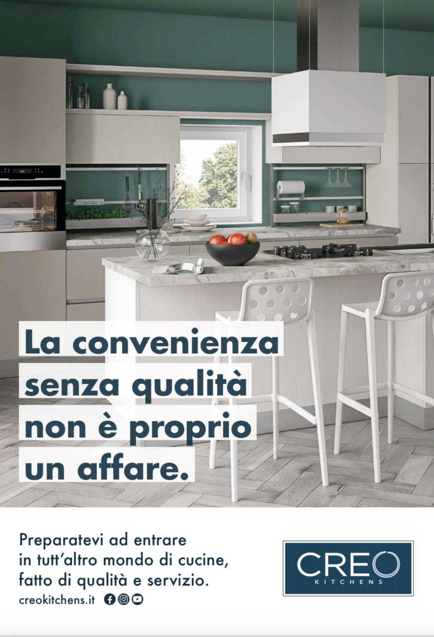 Cucine Lube E Creo Kitchens Brand Strategy Ambiente Cucina