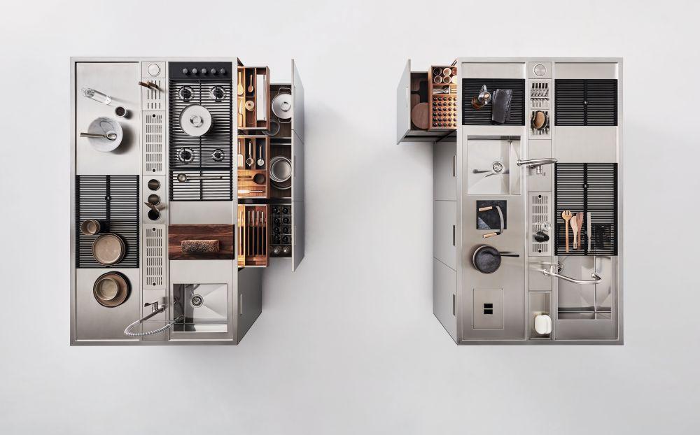 Accessori interni di design ambiente cucina for Aziende di design