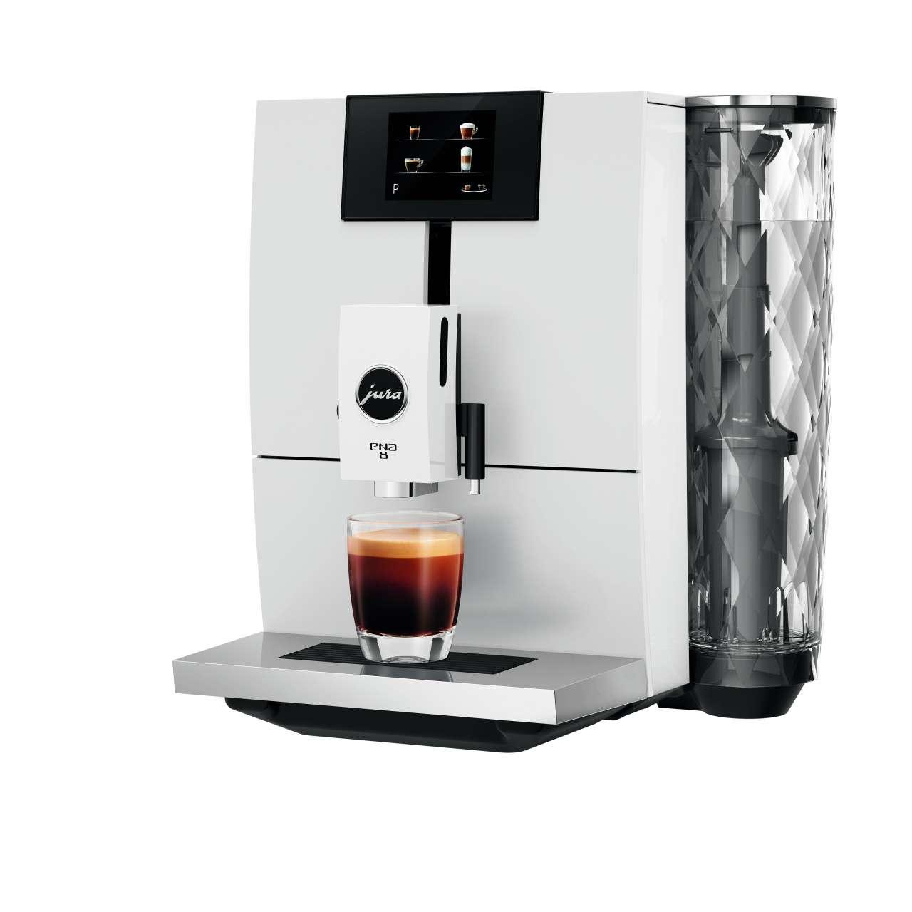 BSD macchina caffe Jura NA 8 Touch