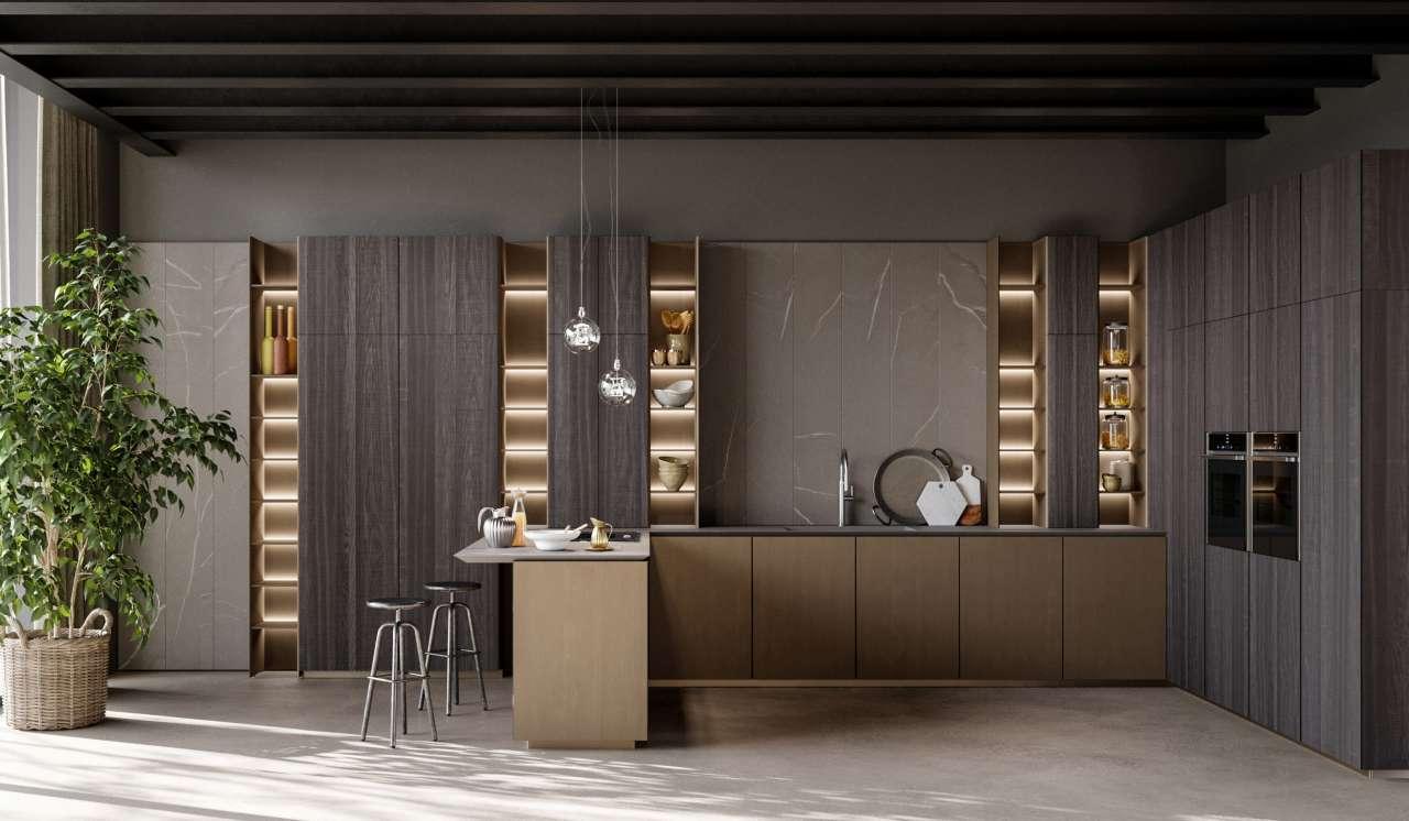 Fuorisalone 2020 Le Nuove Modularita Di Zampieri Ambiente Cucina