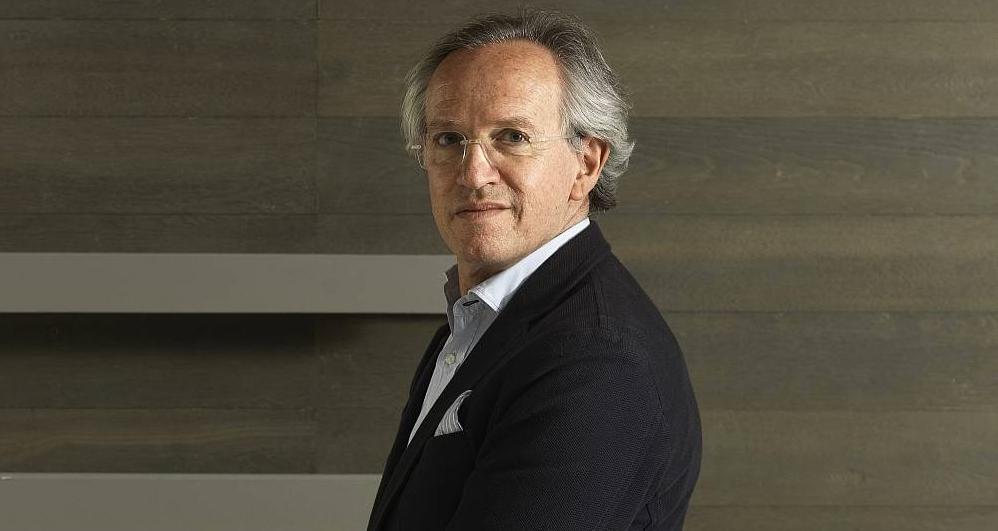 L'architetto Alfredo Zengiaro