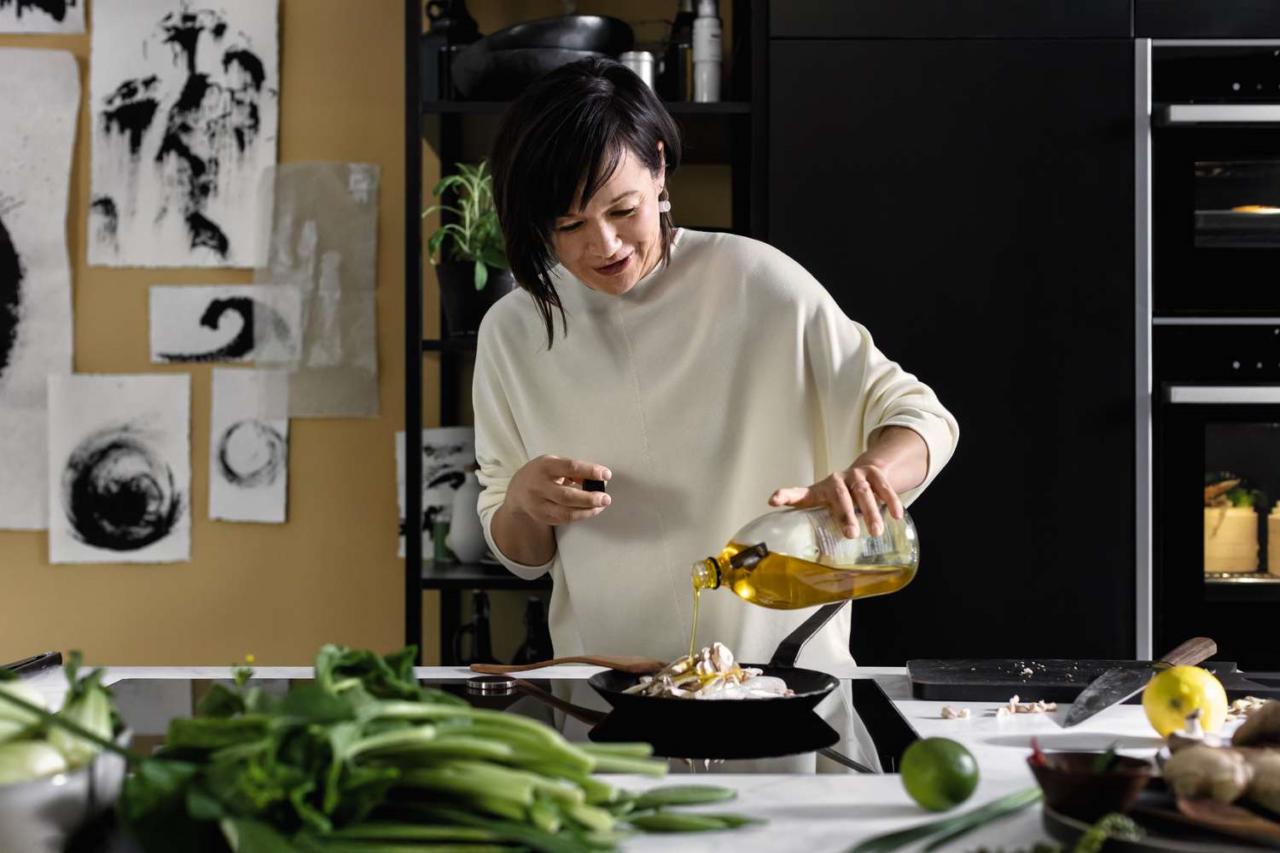 Piano Induzione Neff Flexinduction una nuova luce sui piani a induzione neff | ambiente cucina