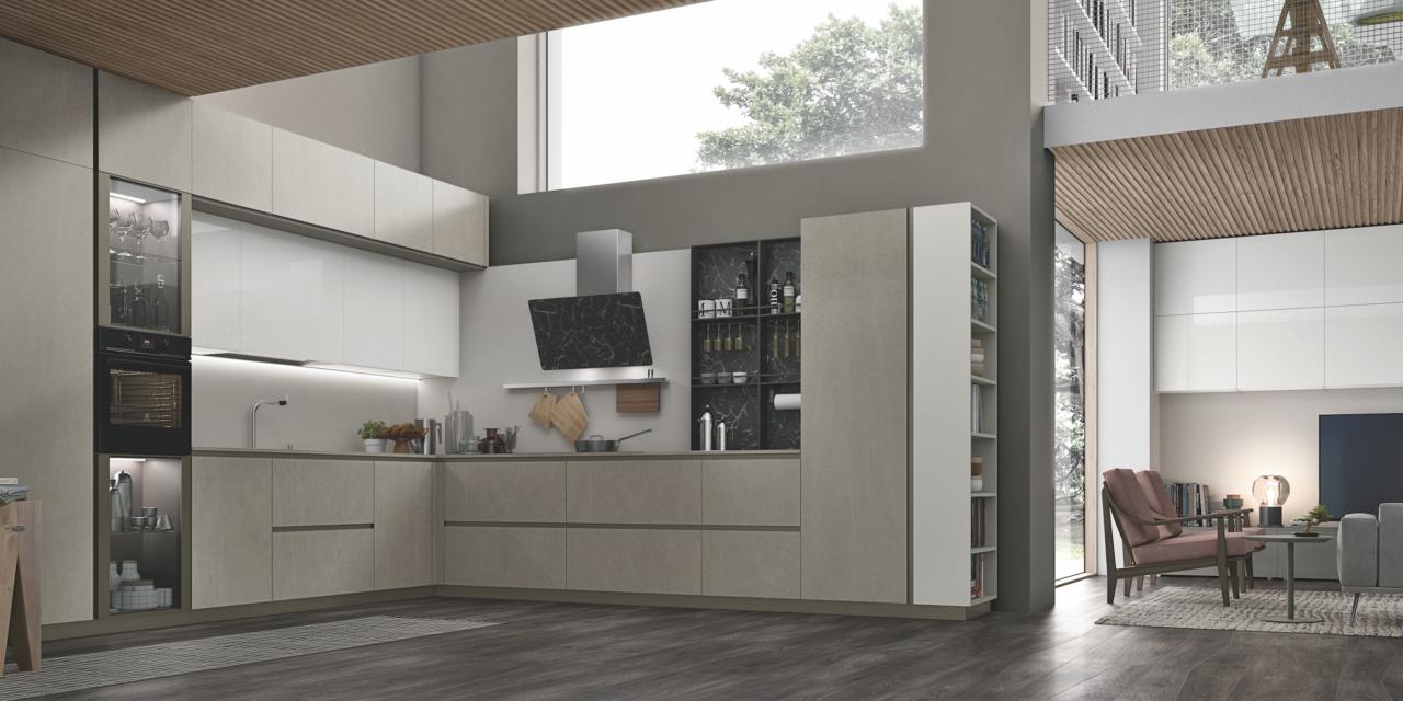 Aliant Di Stosa Alta Modularita E Materiali Eccellenti Ambiente Cucina