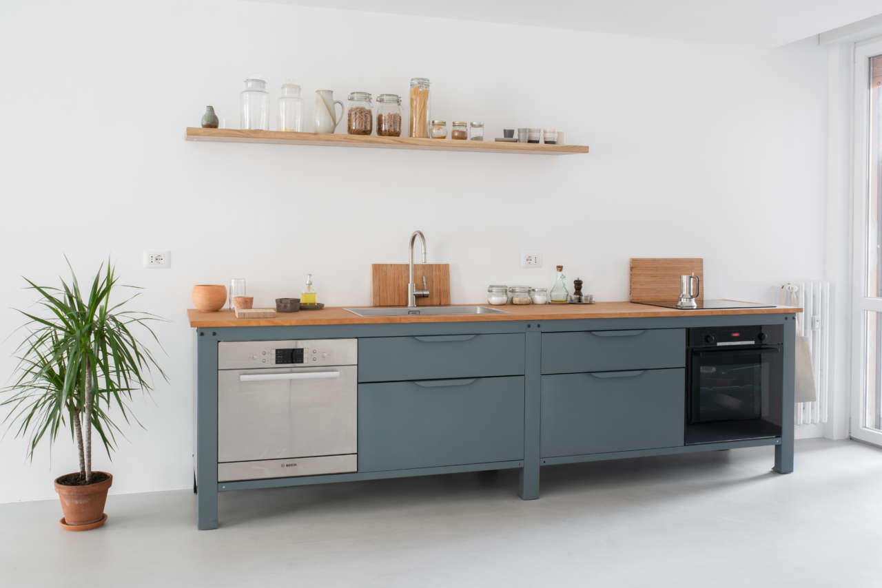 Very Simple Kitchen