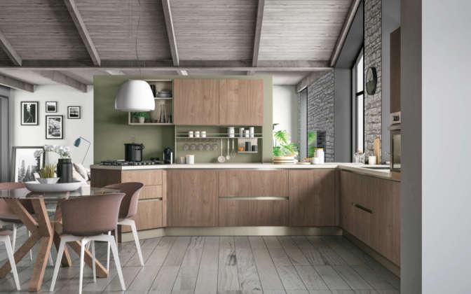 Creo Kitchens; cucina Tablet