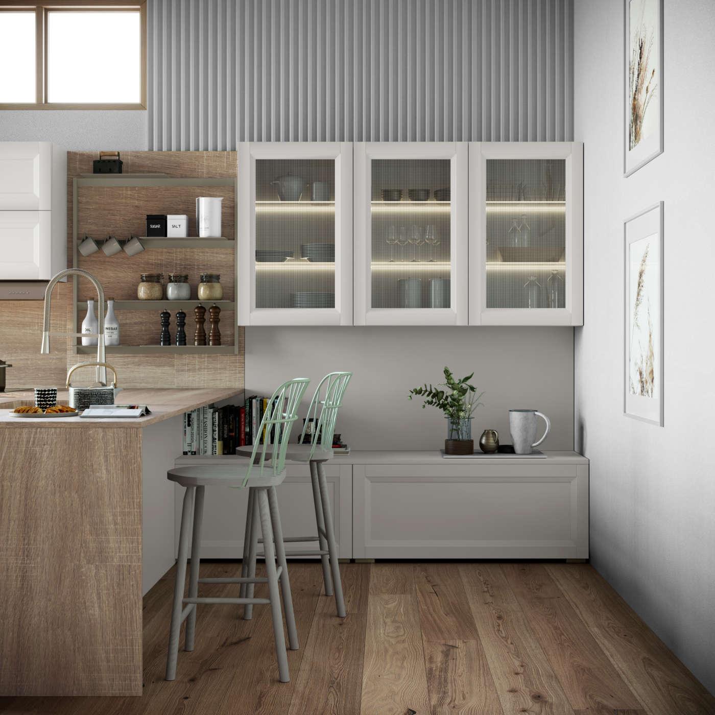 Creo Kitchens Lancia La Cucina Smart Ambiente Cucina