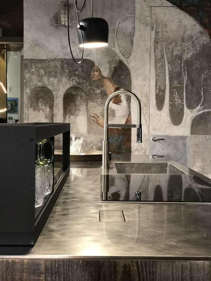 ArredamentiChave_Torino_cucina_con_affresco