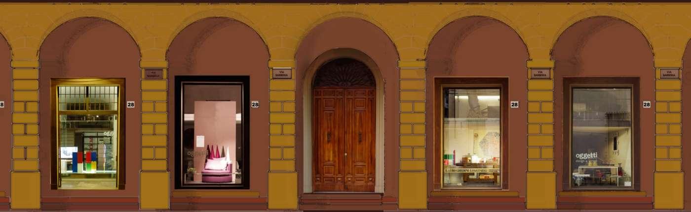 OggettiDesignArredi_Bologna_esterno